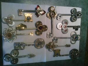 Keys 3 - 14