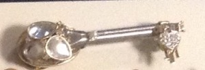 donated key