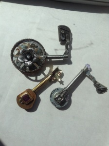 Keys 35, 36, 37/5000