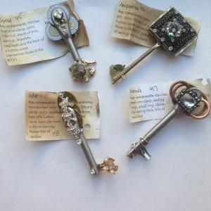 one side keys 45, 46, 47, 48