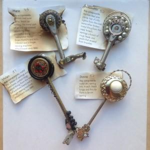 one side keys 49, 50, 51, 52
