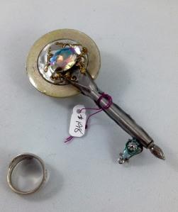 one side key 198