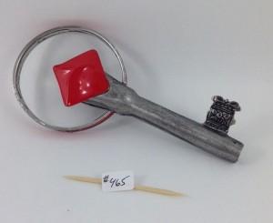 Key 465 one side