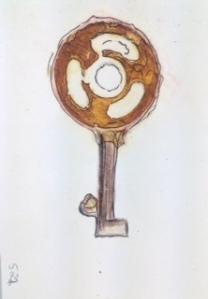 Key 522