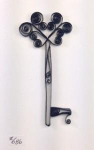 Key 686