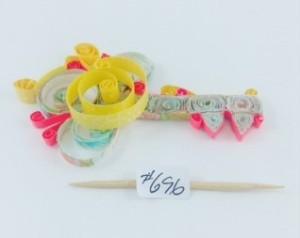 Key 696