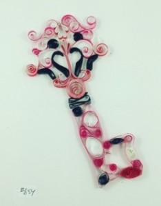 Key 854